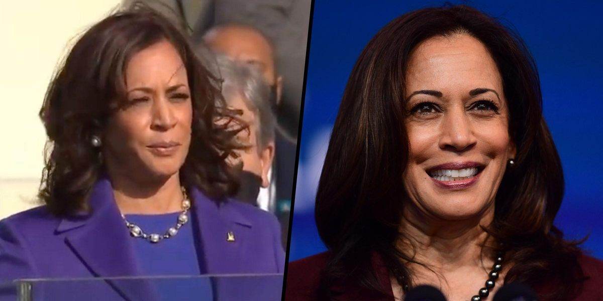 Kamala Harris Officially Sworn in as First Female Vice President of the United States