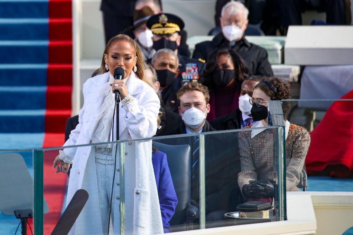 J.Lo to America: 'Let's Get Loud!'