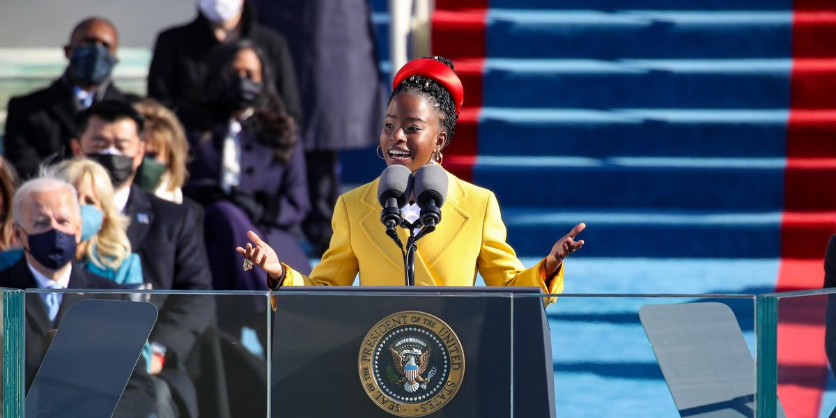 Amanda Gorman Is the Youngest-Ever Inauguration Poet