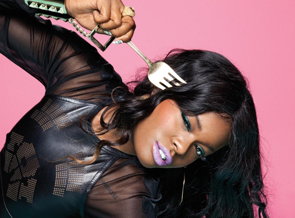 "Listen to Azealia Banks Diss Jim Jones On New Track, ""Succubi"""