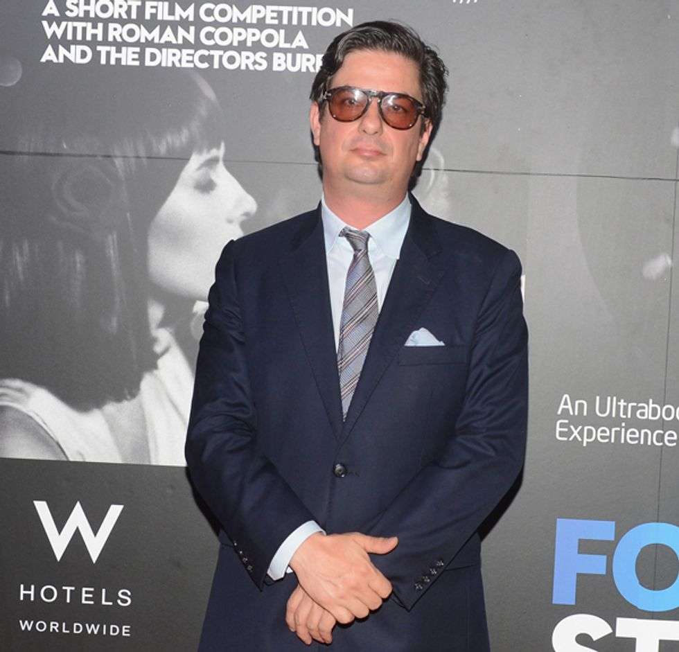 Roman Coppola Talks Four Stories Film Series, Charlie Sheen and the Best Breakup Movies