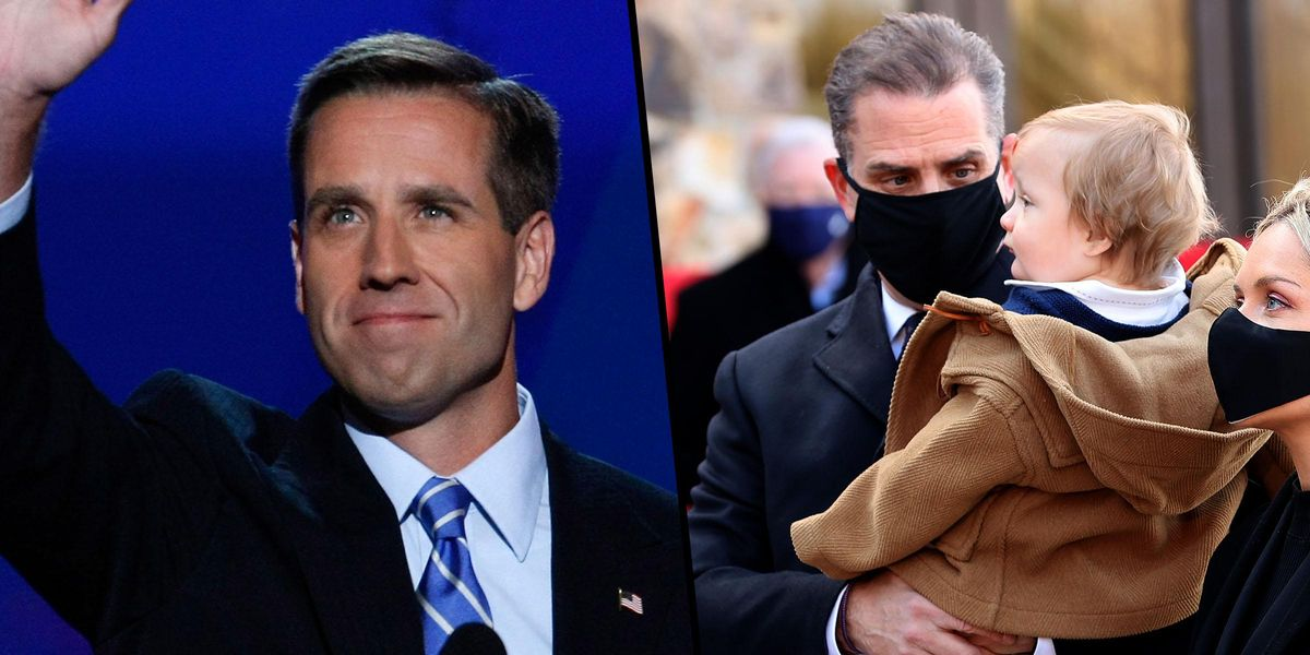 Hunter Biden Named His Son Beau in Honor of His Late Brother