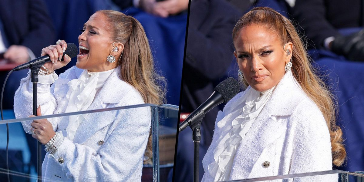 People Are Furious With J-Lo After Her Inauguration Performance