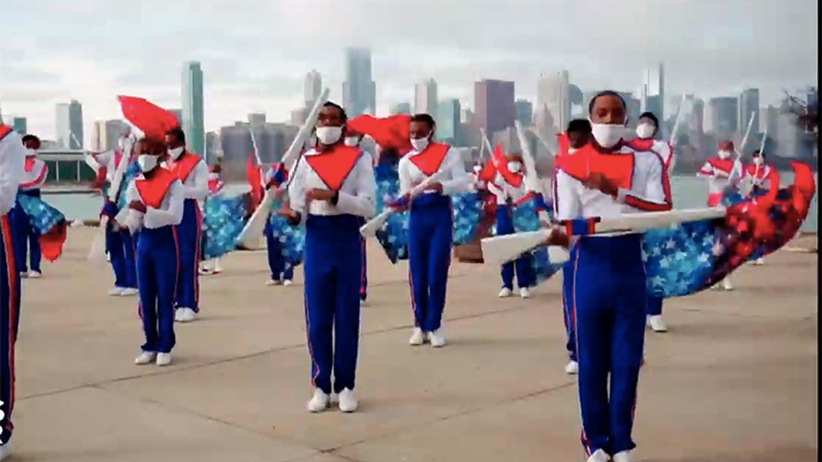 WATCH LIVE: Joe Biden and Kamala Harris' Inauguration Day Parade Across America