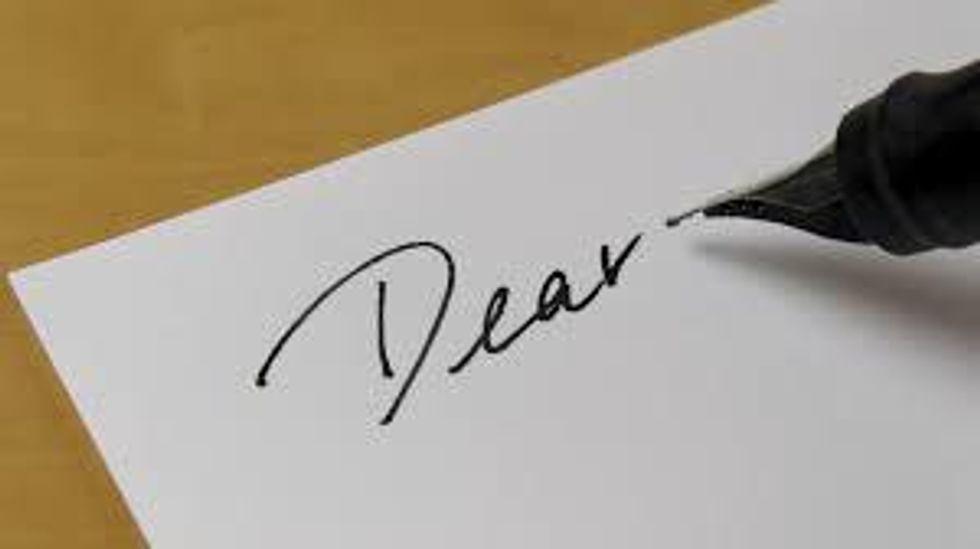 Dear Seniors: