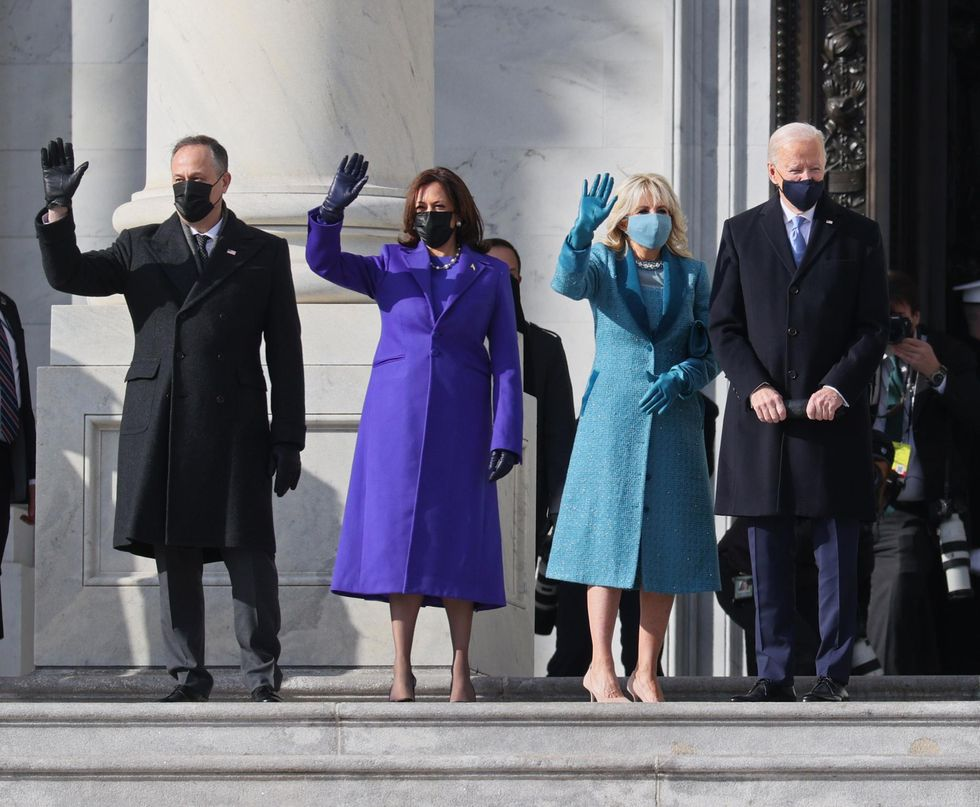 The Best Dressed Of The 2021 Presidential Inauguration