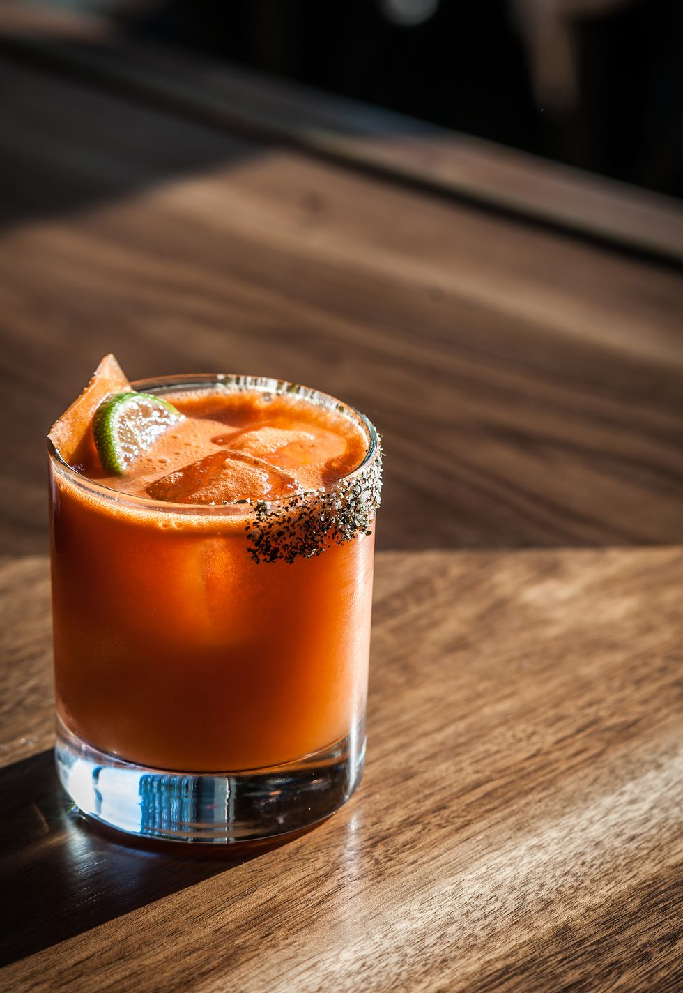 Cocktail of the Week: Get Your Juice Fix with the 20/20 Margarita at Governor