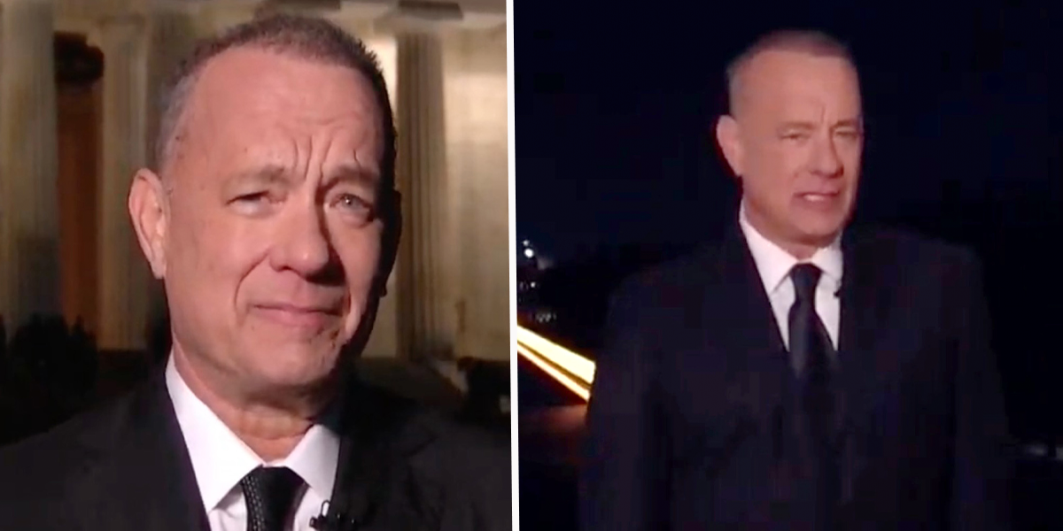 Tom Hanks Fans Had The Same Reaction to His Inauguration Outfit
