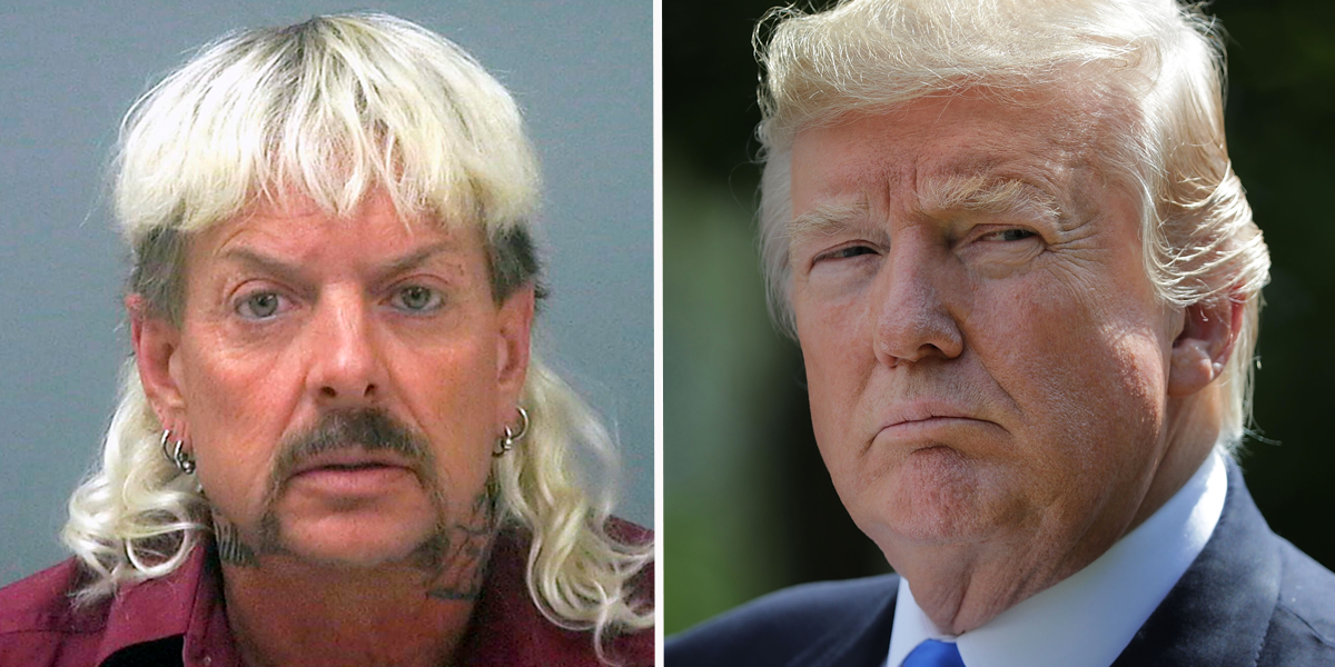 Joe Exotic 'Disappointed' Not to Get Long-Awaited Pardon From Donald Trump