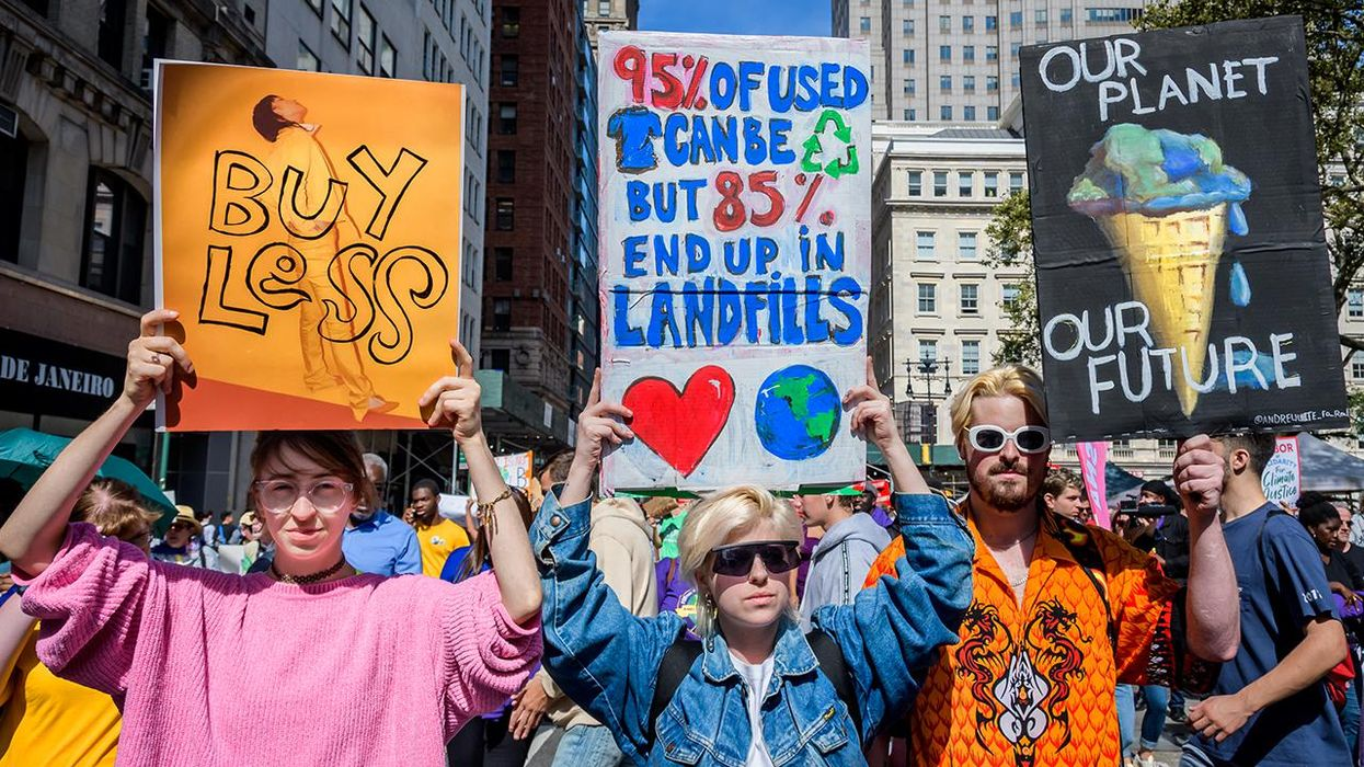 This College Class Is Teaching Students How to Be Climate Leaders