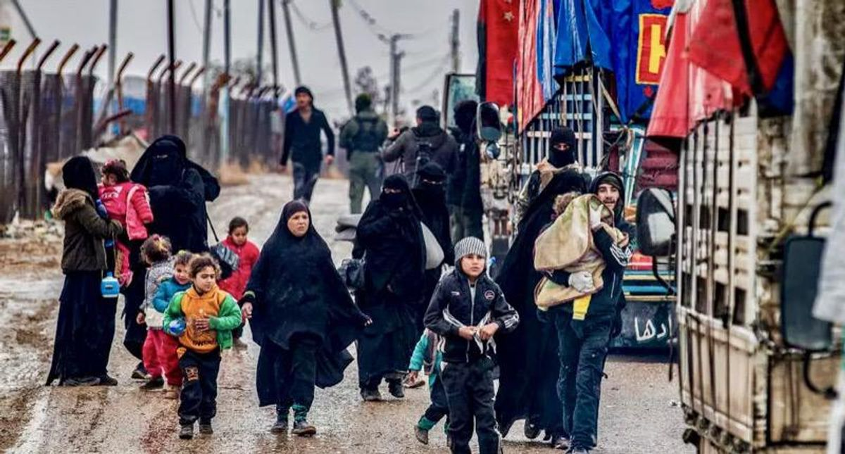 UN says 12 murdered in Syria camp in two weeks