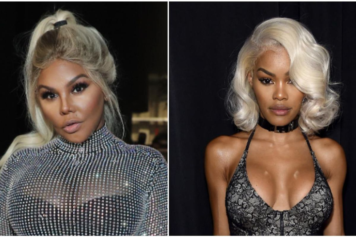 Lil' Kim Says She Wants Teyana Taylor to Play Her in a Biopic