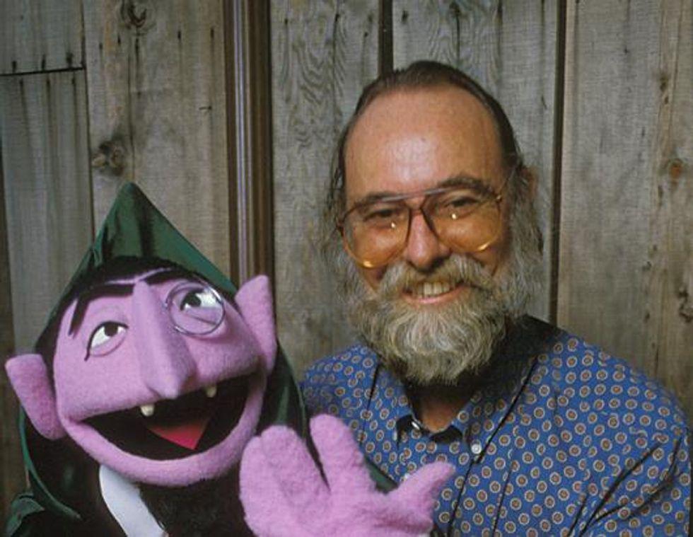 R.I.P. Sesame Street Puppeteer Jerry Nelson