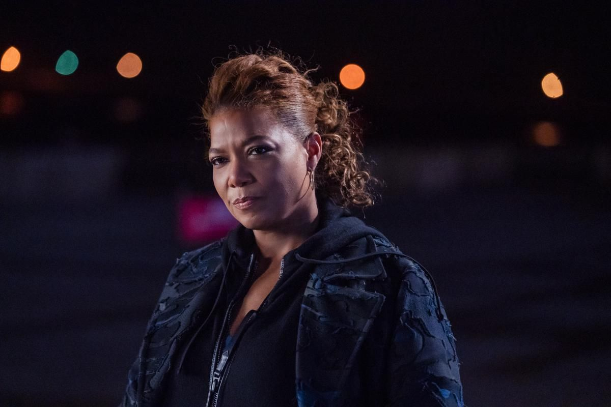 \u200bQueen Latifah as Robyn McCall