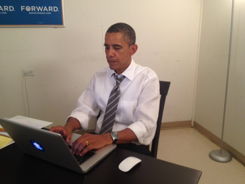 """President Obama Just Did An """"Ask Me Anything"""" On Reddit + Prince Rama Dance Contest = Eight Items Or Less"""