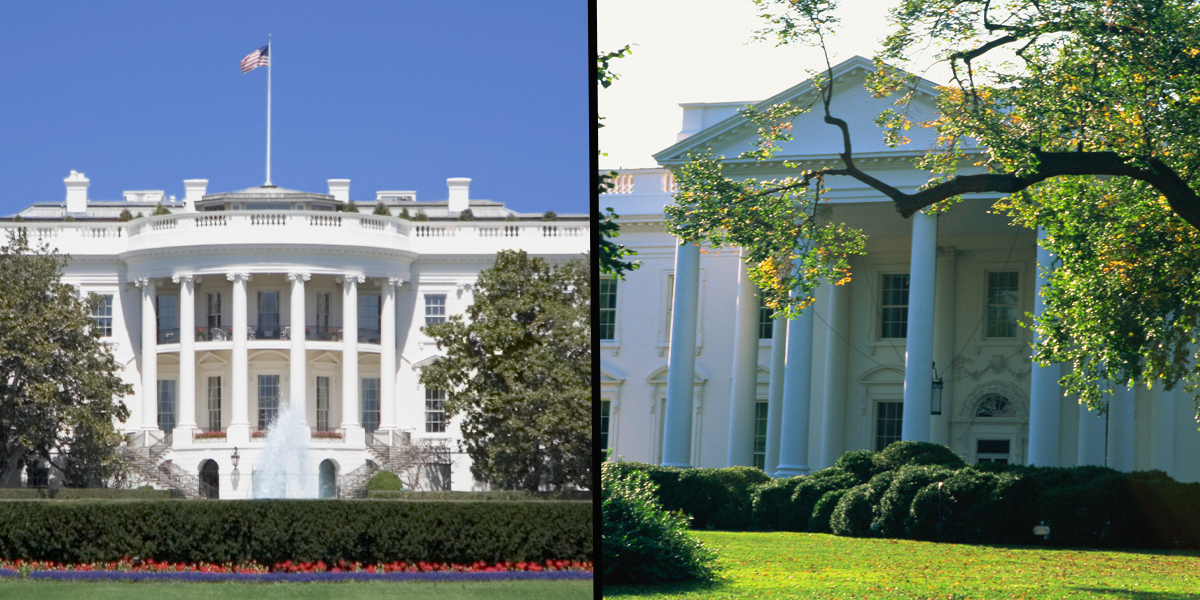 There's a Secret Message on the New White House Website
