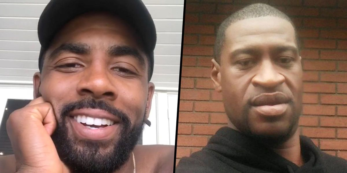 Kyrie Irving Buys House for George Floyd's Family