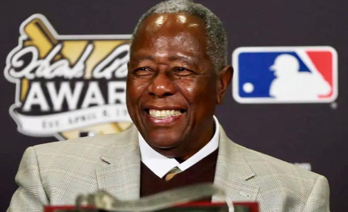 Hank Aaron: baseball and civil rights icon dead at 86