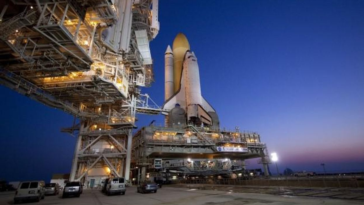 NASA is destroying this iconic launcher platform (and no one wants the parts)