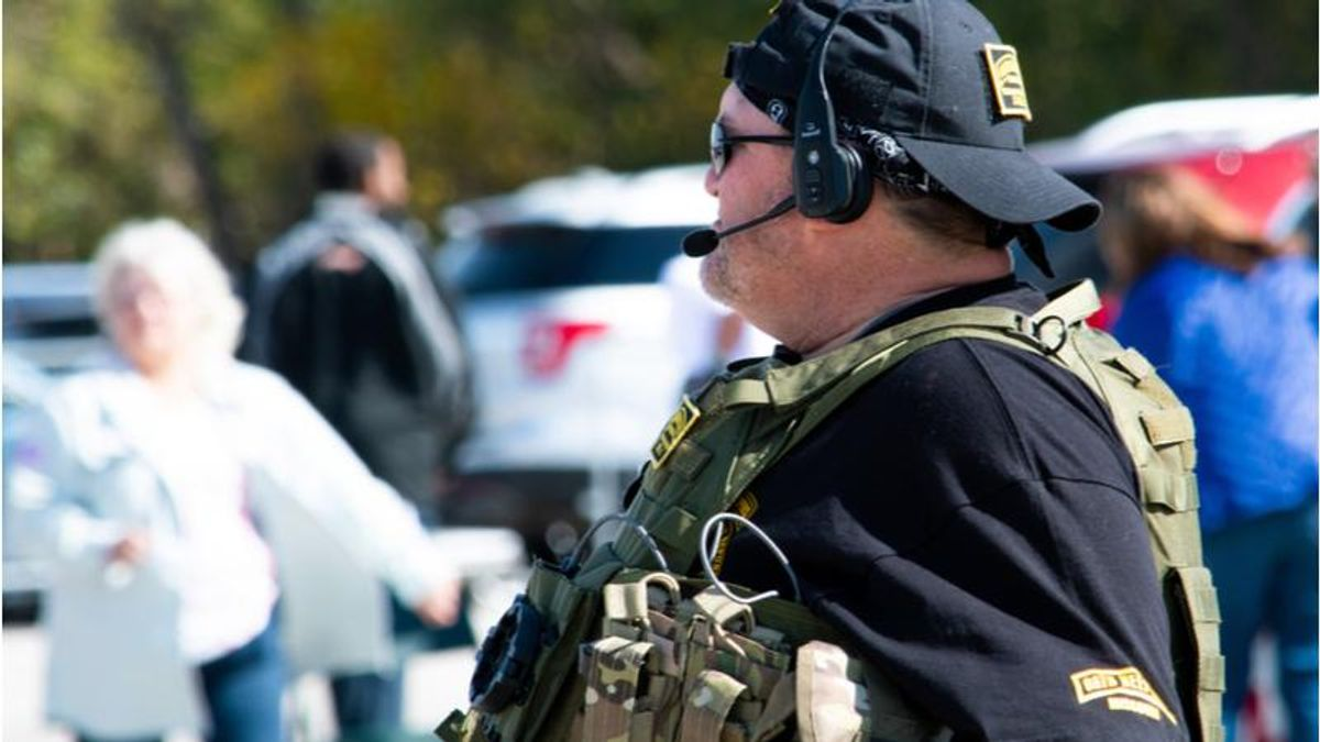 Oath Keepers lose 'Community Rewards' donations from major grocer after Capitol riots: report
