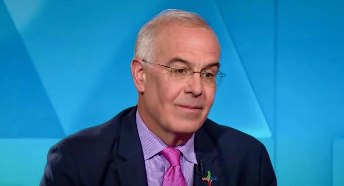'Even David Brooks agrees' Democrats should 'absolutely kill the filibuster'