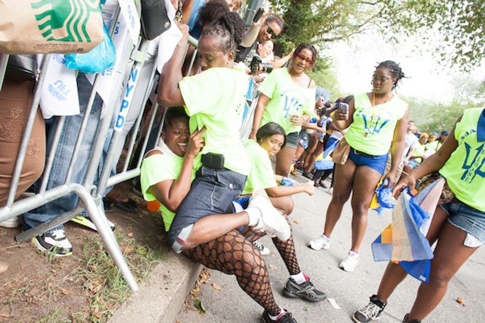 Skin and Soca at the West Indian Day Parade