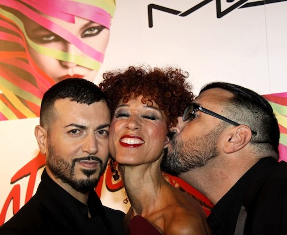 Scenes From the Antonio Lopez: Fashion, Art, Sex and Disco Book Launch Party (NSFW)