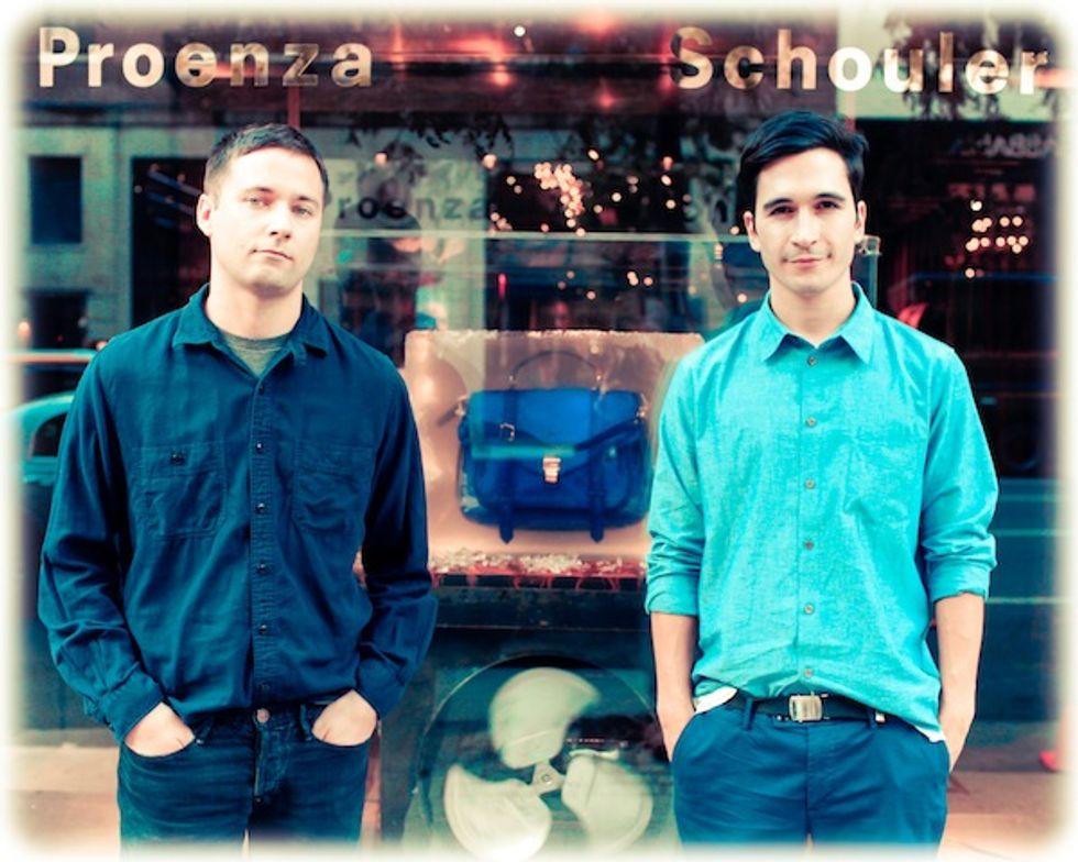 At Their First Store Opening, Proenza Schouler Reveal Plans For Second NYC Boutique