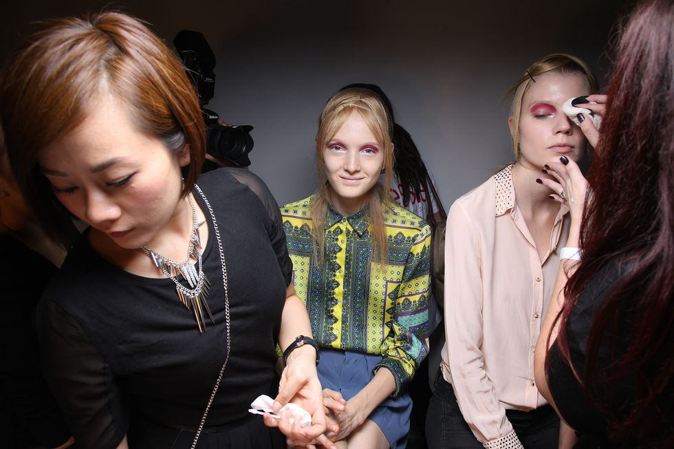 NYFW: Creatures of the Wind Has Pink Eye