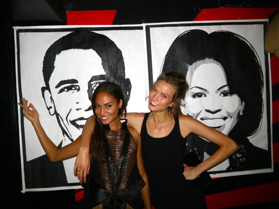Scenes From Last Night's Star-Studded GoGo For Obama Fundraiser