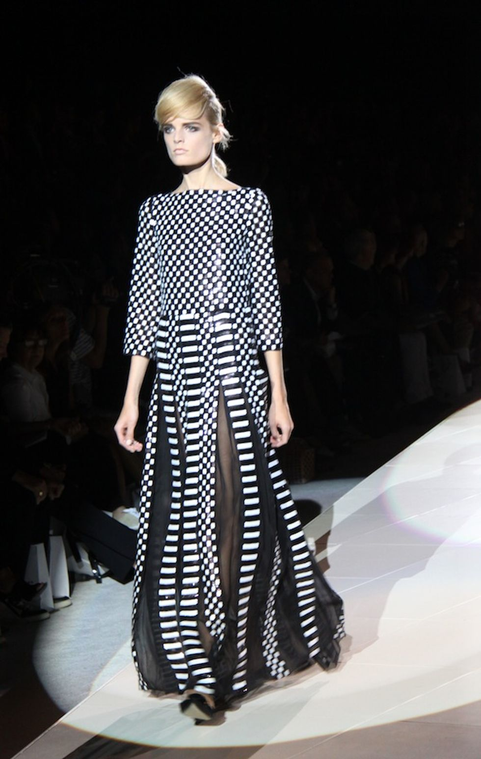 Stripes, Stripes and More Stripes at Marc Jacobs S/S '13