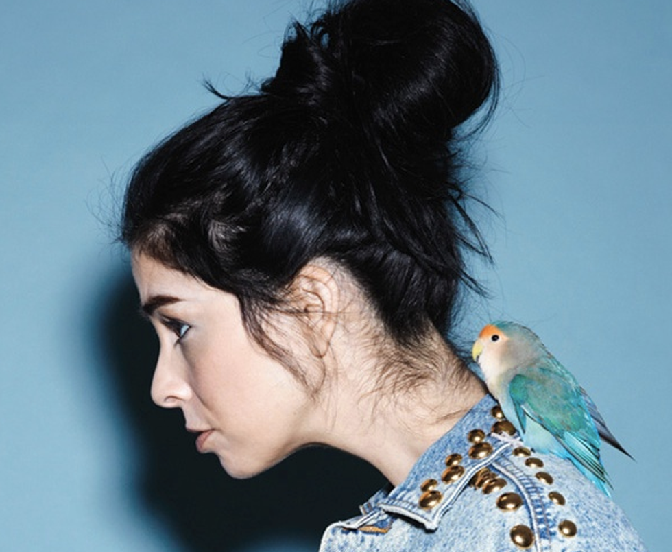 Tips for Today: Sarah Silverman in NYC + Fiona Apple in L.A. + Juno Díaz in Chicago + Cate le Bon in London