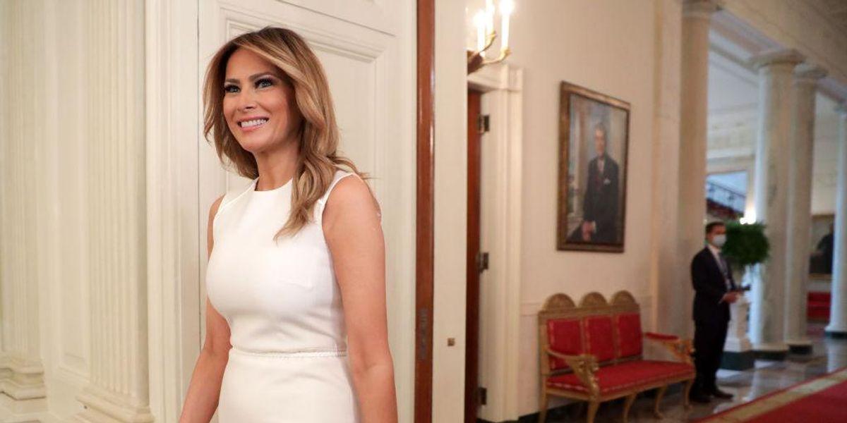 Hollywood actor slammed for xenophobic tweet mocking Melania Trump's accent
