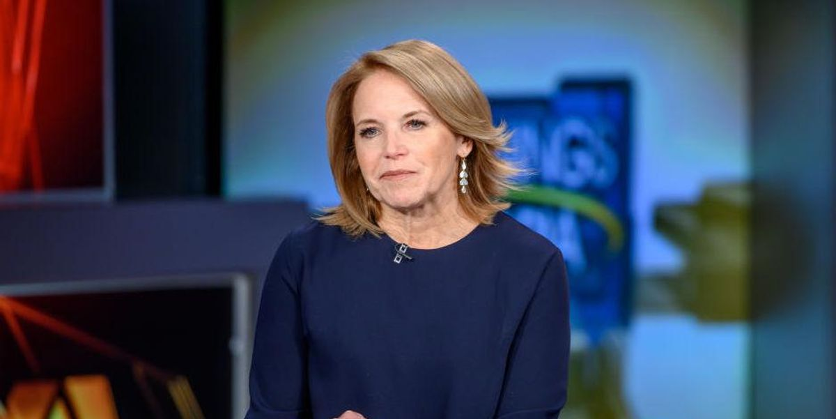 Report: Backlash hits Katie Couric's future plans over 'deprogram' Trump supporters remark