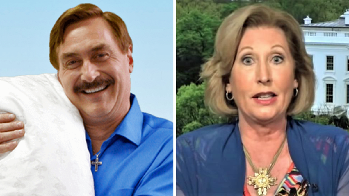 EXCLUSIVE: Sydney Powell and Mike Lindell may be in for a big surprise when they launch their Super PAC