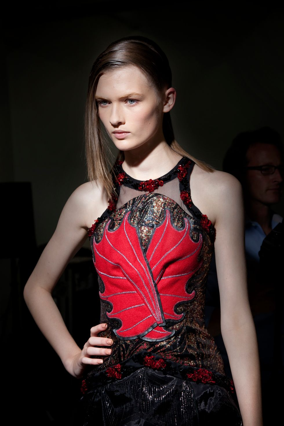 Rodarte Does Dragon-Warrior Chic