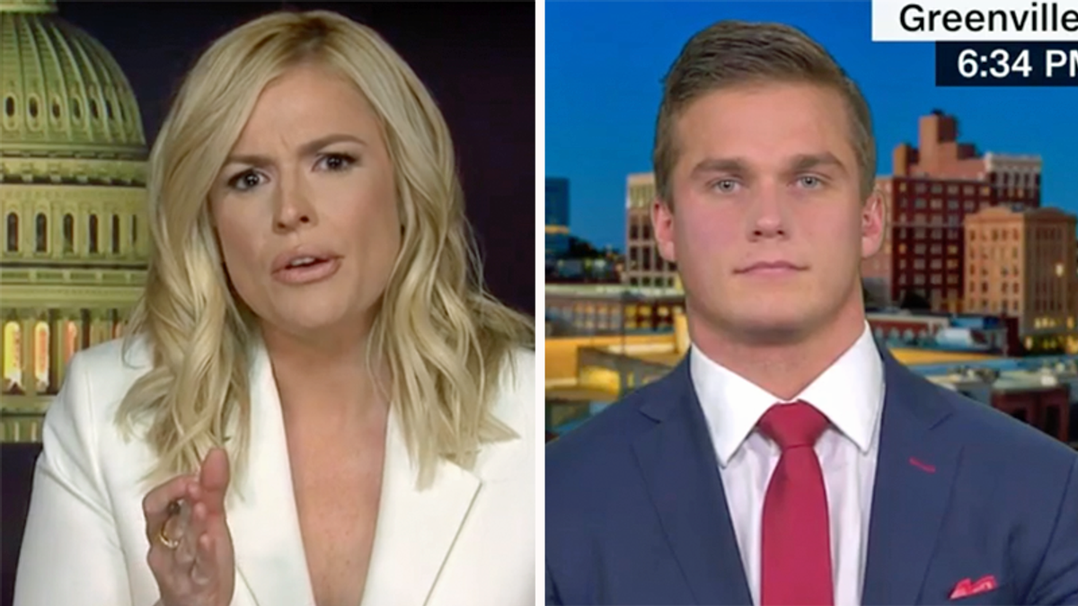 Madison Cawthorn tried to defend overturning the election on CNN -- but Pamela Brown shut him down