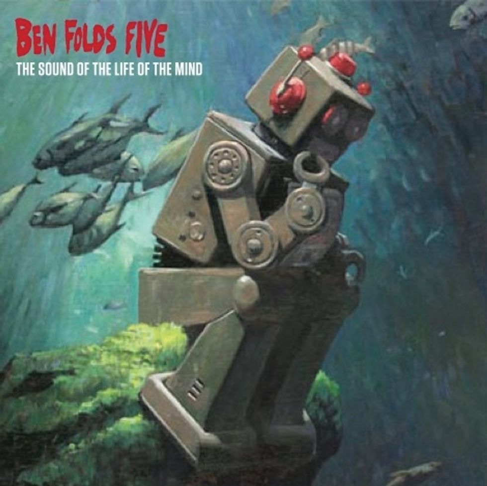 Ben Folds On Harmonies, Chick-fil-A and Feeling Like an Underwater Robot