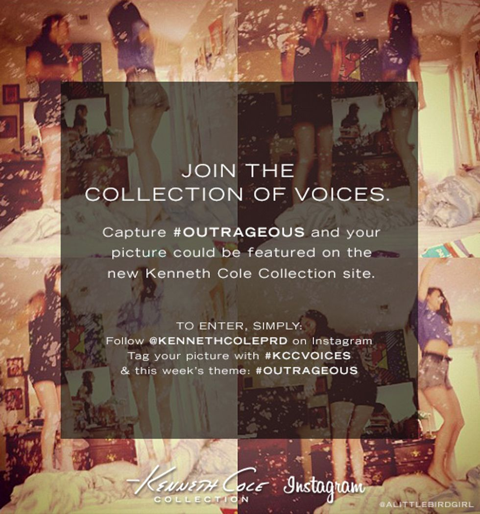 PAPER's David Hershkovits Is Judging Kenneth Cole's New Instagram Contest!