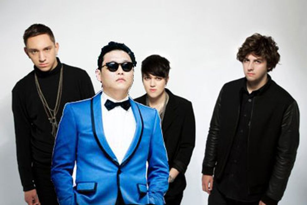 Top of the Pops: The xx and PSY Take the Charts