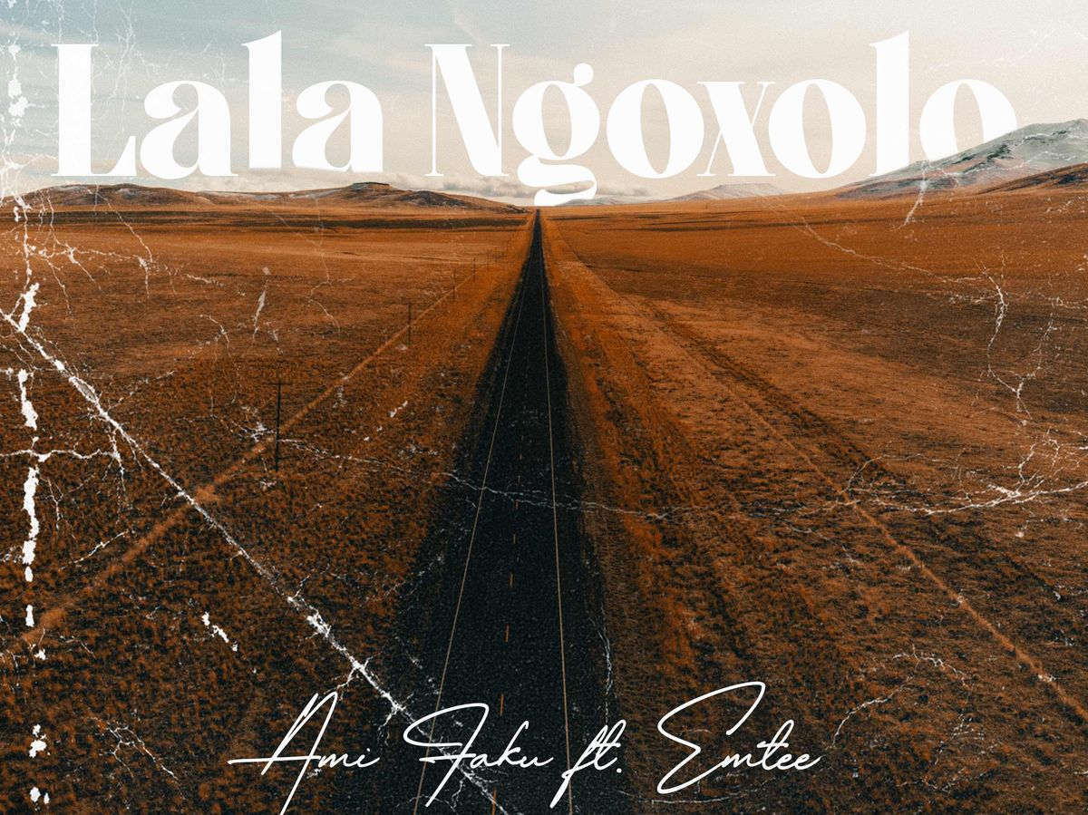 <div>Listen to Ami Faku's New Single 'Lala Ngoxolo' Featuring Emtee</div>