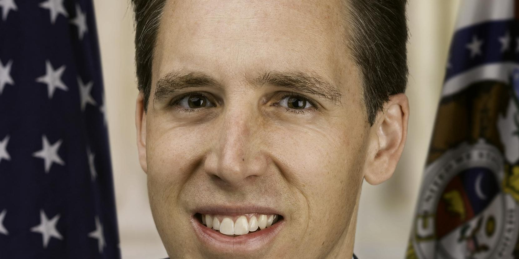 Pour One Out For Josh Hawley, The REAL Victim Of The Capitol Riot