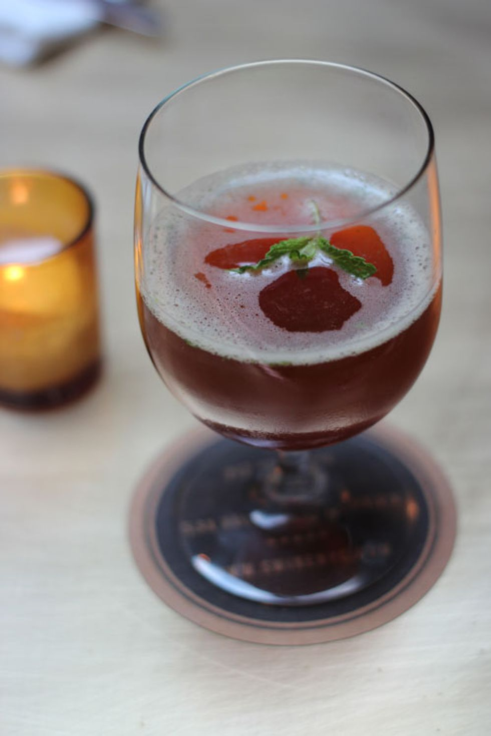 """Cocktail of the Week: """"Dive in the Afternoon"""" at Swine"""