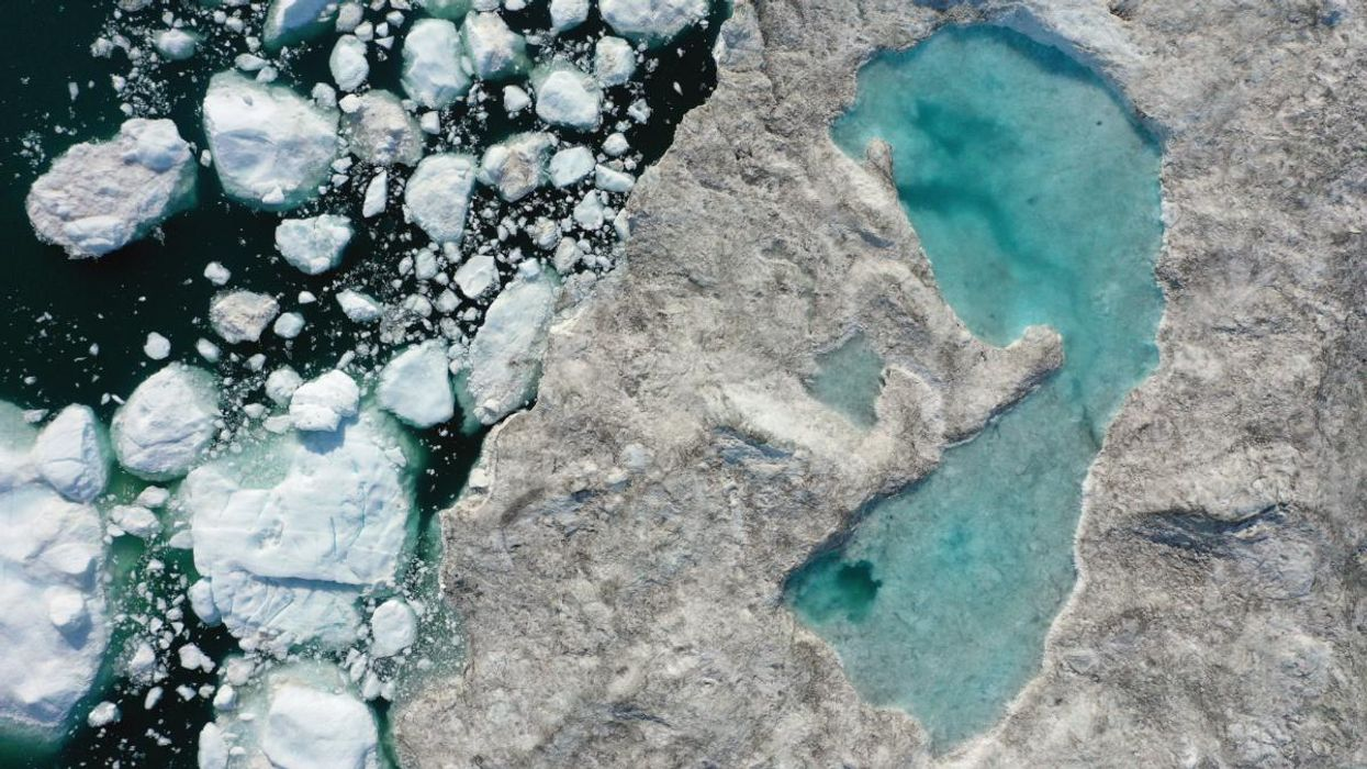 World's Ice Is Melting 65 Percent Faster Than in 1990s