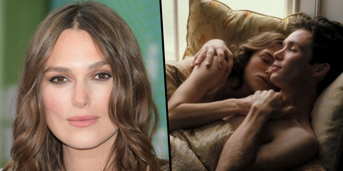 Keira Knightley Says She Refuses To Shoot Any More Intimate Scenes Directed by Men