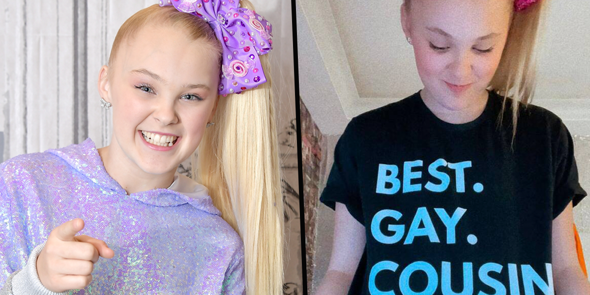 JoJo Siwa Opens up About Her Sexuality After Coming Out