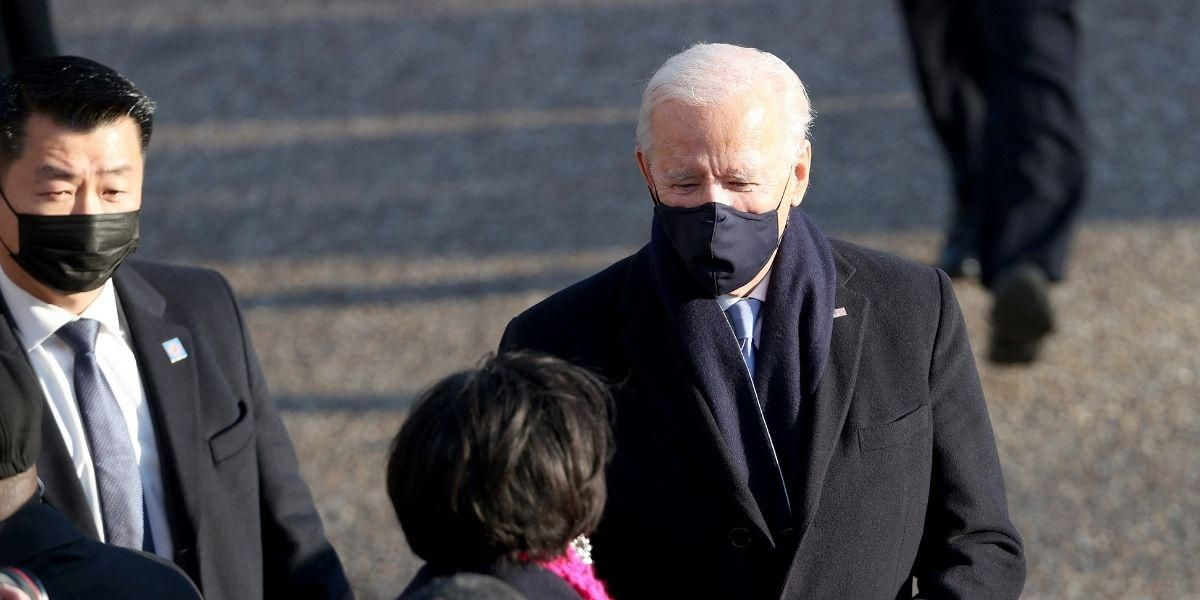 Far-Right Conspiracy Theorists Now Convinced Secret Service Agent Is Biden's 'Chinese Handler'