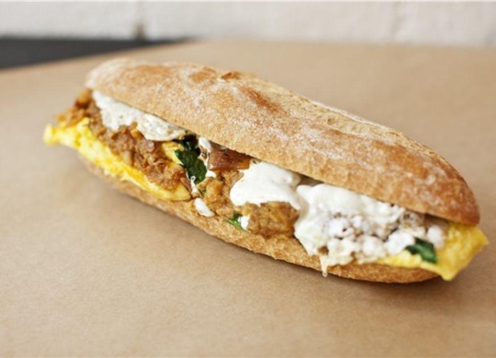 Sandwich of the Week: City Sandwich's The Bench Girl