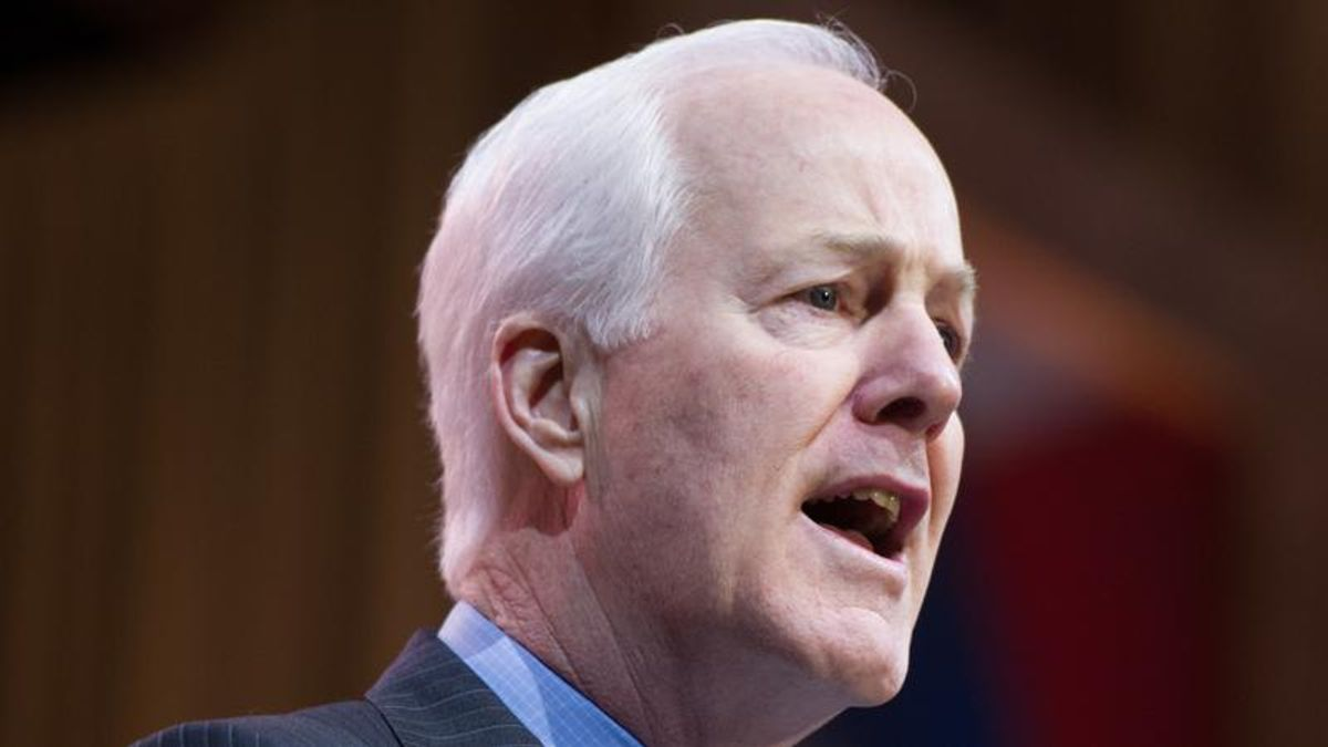 First Trump impeachment lawyer flattens John Cornyn lie about presiding judge