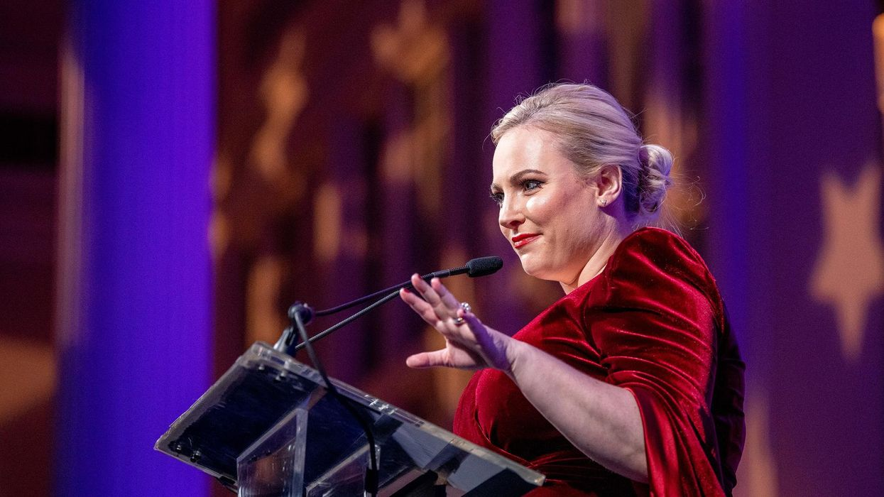 'They can go to hell': Meghan McCain says of those calling for 'deprogramming' Republicans